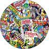 Avengers Captain America Essbar Tortenaufleger NEU Party Deko Tortenbild Comic