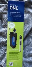 NEW - JUWEL BIOFLOW ONE 1 TANK FILTER 300 L/H - WITH BUILT IN HEATER - COMBINED