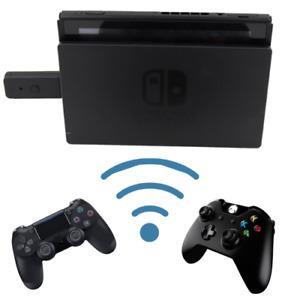 Nintendo Switch Controller Adapter Kabellos Konverter | PS3, PS4, XBOX Gamepad