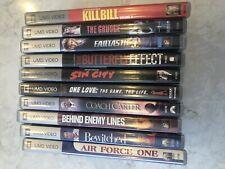 PSP umd movies lot Of 10 (Used)