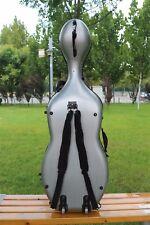Yinfente Cello Case 4/4 Carbon Fiber Composite material 3.6kg With wheel