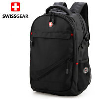 "15.6"" Laptop Business Backpack Outdoor Hiking Travel Bag Swiss Gear  School Bag"