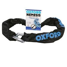 OXFORD NEMESIS ULTRA STRONG CHAIN 1.5M X 16MM HARDENED