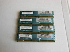 DELL 2950 32GB RAM (4x8GB) Micron 2Rx4 PC2-5300F DDR2  SERVER MEMORY