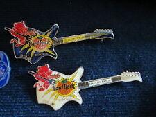 Hard Rock Cafe Bangkok Halloween 1998 Pinset/Nadeln aus Sammlungsauflösung