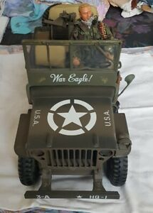 21st century toys,Willys Jeep .Scale 1/6