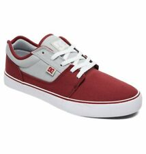 Tg 42 - Scarpe Uomo Skate DC Shoes Tonik TX Dark Red Sneakers Schuhe 2019