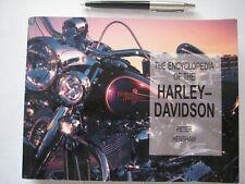 HARLEY-DAVIDSON,The Encyclopedia of .. by Peter Henshaw & Ian Kerr .