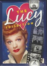 THE LUCY COLLECTION (2-DVD Set, 2012, Television Marathon, 20 Episodes) - NEW
