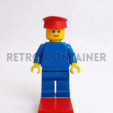 LEGO Minifigures - Man - pln028 - Plain Torso Omino Minifig Set 1620 673