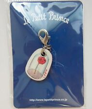 The Little Prince Le Petit The Rose Leather Clip On Charm Japan Japanese New