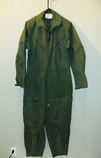RARE Vietnam War USAF U.S.Army OG107 Cotton Poplin Flight Suit, Dead Stock, K-2B