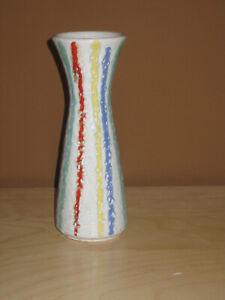 Jasba Vase Spindel Keramik  50er, 60 er, vintage