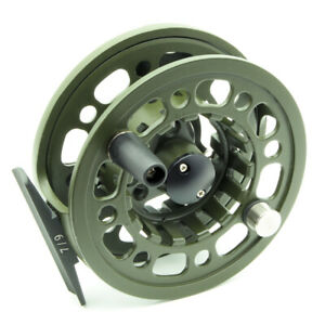 SD Fly Reel | Suitable for Trout, Sea Trout, Salmon Fishing, Size 3/5, 5/7, 7/9