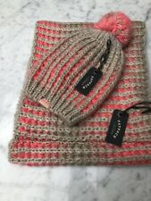 Fat Face Winter Hat And Scarf - One Size
