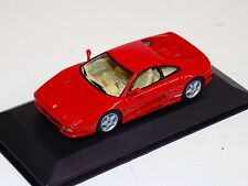 1/43 Minichamps Ferrari 355 Coupe from 1994 in Rosso Corsa red