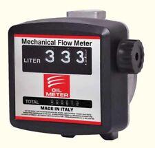 Contagiri meccanico per olio a 3 cifre pressione 10 Bar codice 802 marca MAESTRI