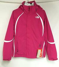 The North Face Ladies Deuces Triclimate Snow Ski Jacket Fusion Pink XS NEW