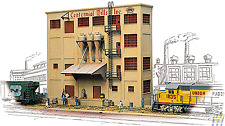 More details for walthers cornerstone centennial mills background building kit ho gauge