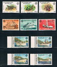 More details for zil elwannyen sesel 1981 1982 1983 commemoratives **/mnh sg 23 to 47