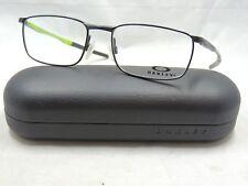 Oakley Barrelhouse 3173 0552 Matte Black Eyeglass Frames #4