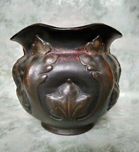 Bretby Pottery England, Antique Planter /Jardinier, Art Nouveau 20th century