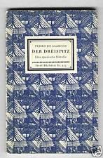 IB 223(2) - de Alarcón: Der Dreispitz   1951  Br.