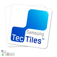 Genuine Original Samsung TecTiles NFC Stickers for SM-N910 Galaxy Note 4/Note4
