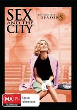 Sex And The City : Season 5 (DVD, 2006, 2-Disc Set)