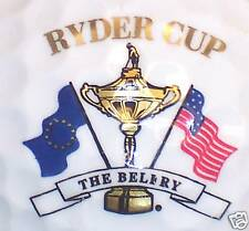 (1) RYDER CUP TOURNAMENT - THE BELFRY GOLF COURSE LOGO GOLF BALL