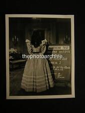1954 Barbara Rush VINTAGE Wardrobe PHOTO 216E