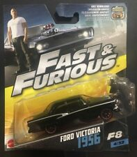 Fast & Furious 1:55 Ford Victoria 1956 Car F8 4/32