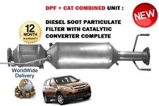 FOR CHEVROLET CAPTIVA 2.0TD 2006-2011 DPF DIESEL PARTICULATE FILTER + CATALYTIC