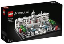 Lego 21045 Architecture Trafalgar Square London 1197 pieces ~NEW & Unopened~