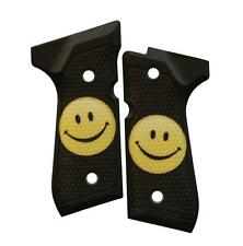 Custom Beretta 92 96 M9 Grips Ambidextrous Have A Nice Day Smiley