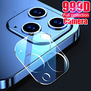 PELLICOLA VETRO TEMPERATO FOTOCAMERA per Iphone 12 Pro Max Mini PROTEZIONE 999D