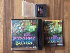 Néo Pocket Color:    MYSTERY BONUS     VERSION FRANCAISE