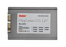 128GB KingSpec MicroSATA (SATA III) de 1,8 pulgadas SSD Solid State Drive