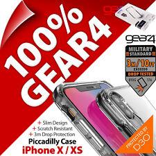Gear4 Piccadilly Avancé D3O 3M Tomber Protection Étui Pour Apple IPHONE X / XS