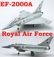 Easy Model 1/72 RAF EF-2000A Typhoon 17 Sqn Plastic Fighter Model #37141