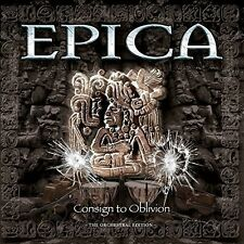 Epica - Consign To Oblivion: Orchestral Edition [New Vinyl] UK - Import