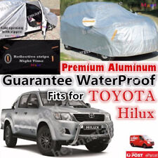 Fits for Toyota Hilux car cover waterproof Aluminum cover compatible with Hilux