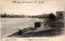 CPA   Larmor - Plage de Toulbar et Larmor   (431134)