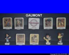 DVO341 SERIE COMPLETE DE FEVES GAUMONT 100 ANS DE CINEMA
