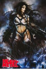 Heavy Metal Magazine Sexy Siren  1999 Original Poster 23x35
