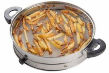 Andrew James Halogen Oven Air Fryer Attachment for Oil Grilling Cooking