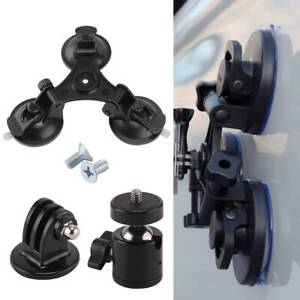 Suction Cup Mount Car Mount Holder Window Mount for All Gopro Camera