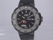 SWISS Oris COL MOSCHIN auto date 1000m titanium diver watch LE 2000pcs in box