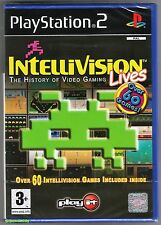 Intellivision Lives (Sony PlayStation 2, 2004) - US Version