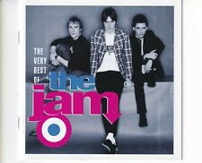 CD THE JAM	the very best of	1997 NEAR MINT (A5679)